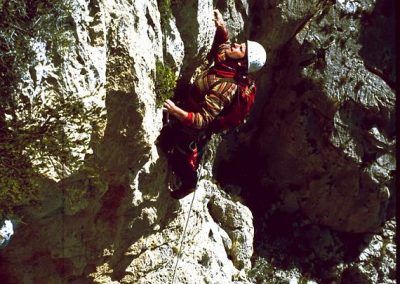 Student on Espolon Finestrat  V