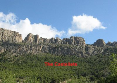 The Castellats , Finestrat