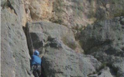 Ian Christie – Climbing on the Costa Blanca (article)